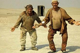 Кадр из фильма «Кин-дза-дза» (1986)