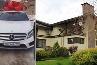 Подарил Mercedes – остался без работы и имущества