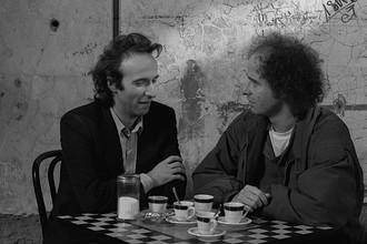 """""""Кофе и сигареты"""" (2003)"""