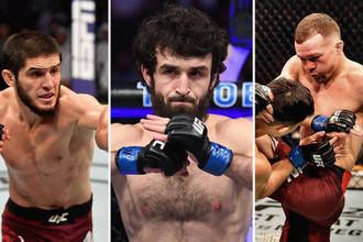 Преемники Хабиба: кто может стать суперзвездой UFC