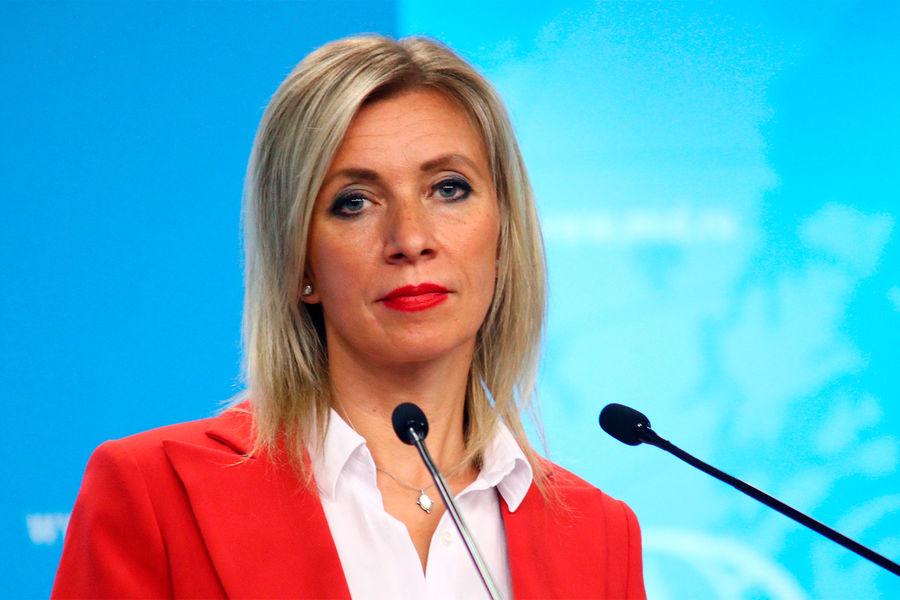Захарова обвинила Евросоюз РІРєРѕР»РѕРЅРёР°Р»СЊРЅРѕРј мышлении