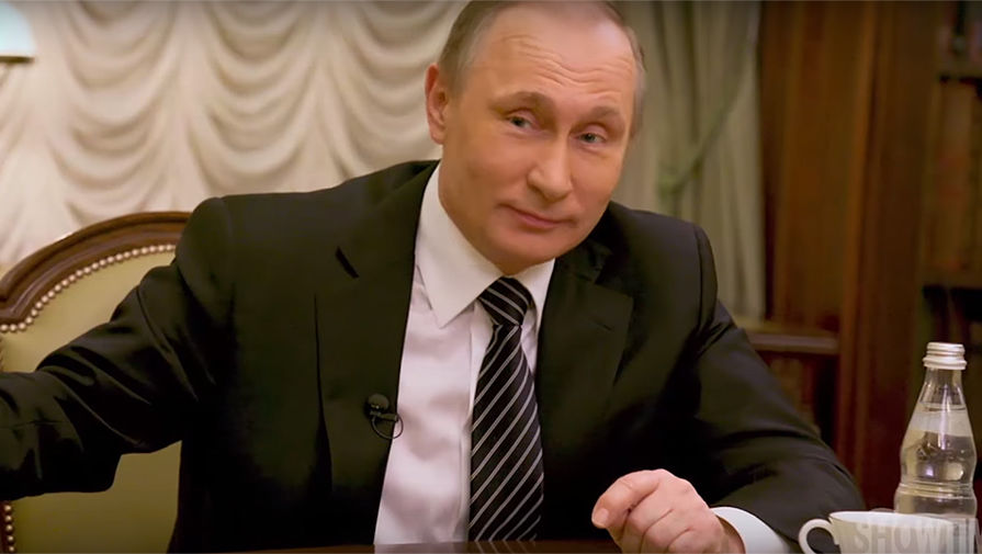 Путин сексуальный опыт