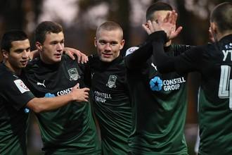 «Краснодар» в Юношеской лиге УЕФА