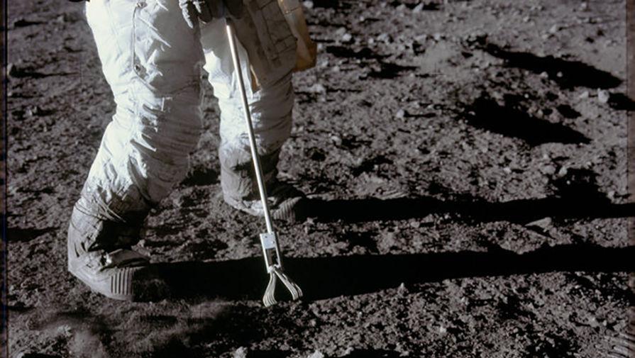 NASA заплатило частной компании 10 центов за добычу лунного грунта