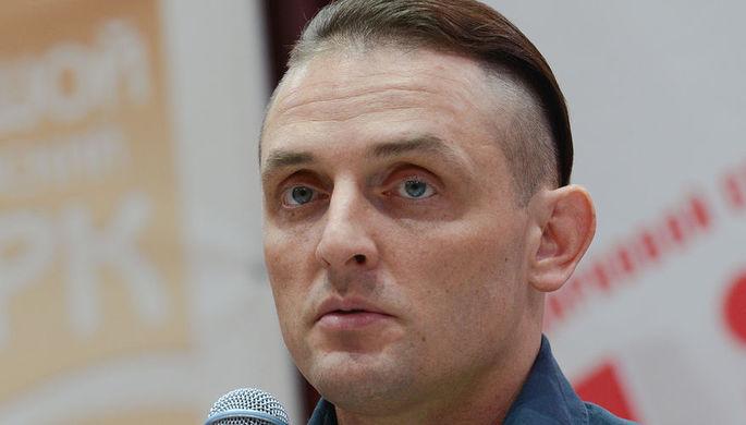 Художественный руководитель Большого Московского государственного цирка Аскольд Запашный на...