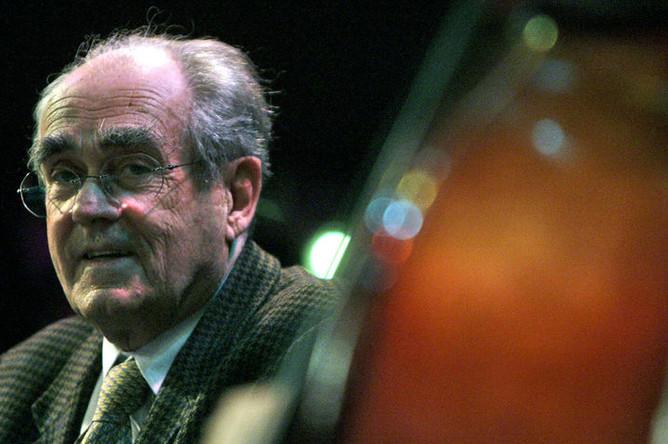 Композитор Мишель Легран, 2007 год