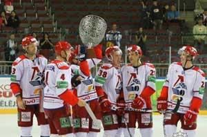 «Локомотив» выиграл турнир