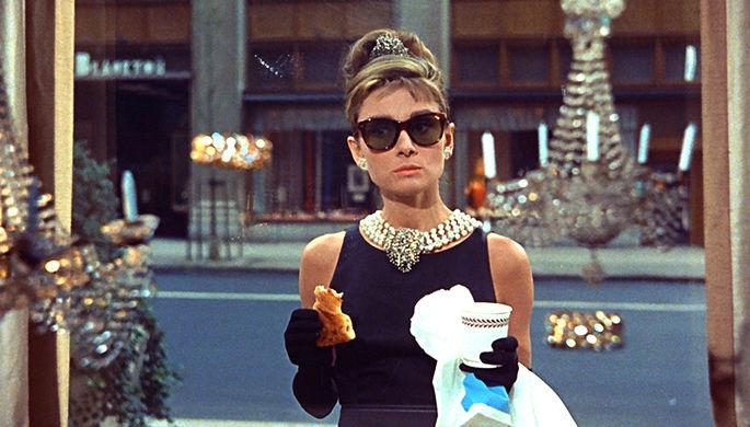Кадр из фильма «Завтрак у Тиффани» (1961)
