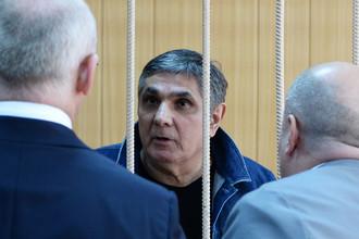 Захарий Калашов (Шакро Молодой) в Тверском суде Москвы, август 2016 года