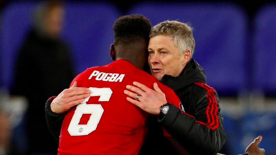 Погба может восстановиться к матчу с «Манчестер Сити»