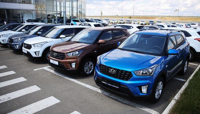 Сумерки автобизнеса: у автодилеров забирают половину продаж