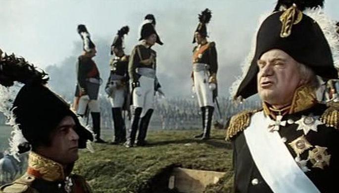 Кадр из фильма «Война и мир», режиссер Сергей Бондарчук, 1967 год