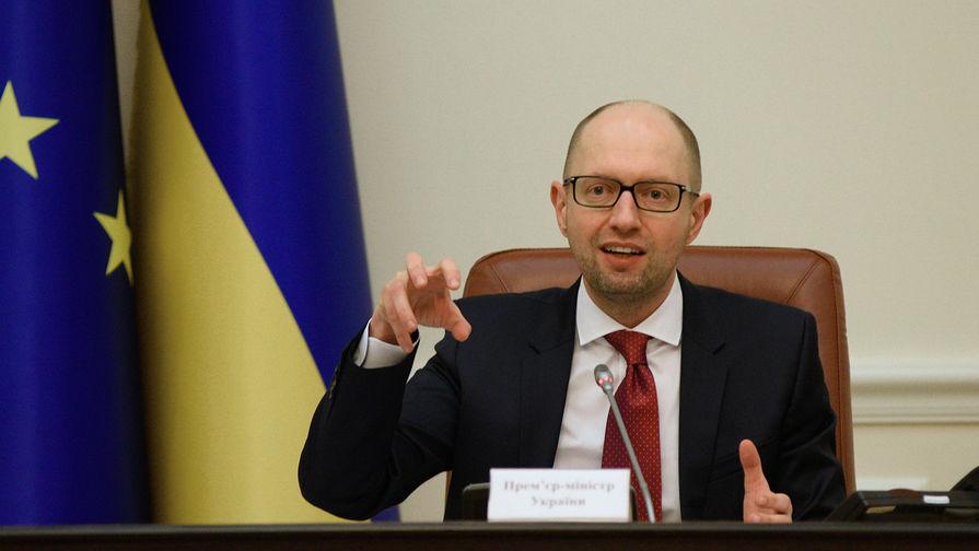 «Клиническая смерть»: Яценюк об объявлении дефолта на Украине