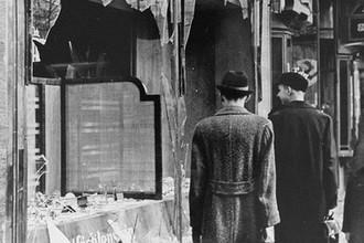 «Не уйдут от возмездия»: как громили евреев в Хрустальную ночь