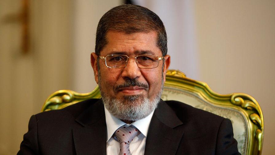 Названа причина смерти Мурси