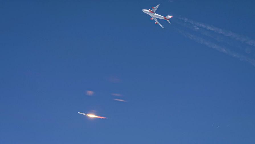 Маск пожалел: воздушный старт в США провалился