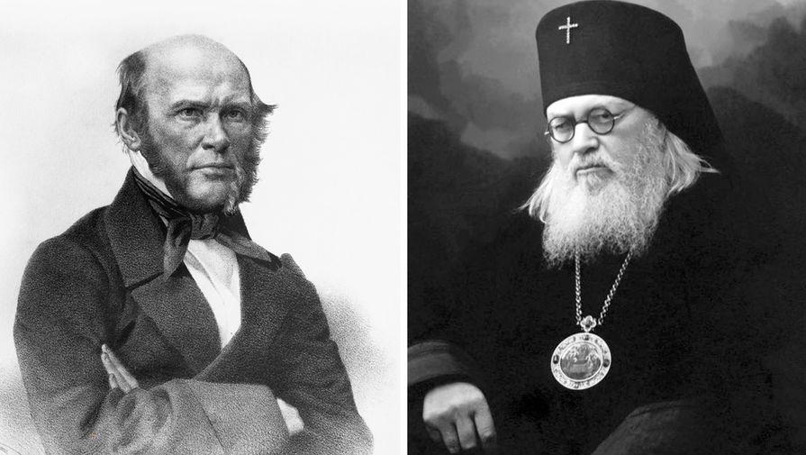 Путин учредил орден Пирогова и медаль Луки Крымского