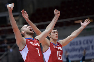 Сборная России в полуфинале!