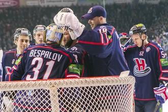 «Сухарь» Никиты Беспалова помог «Сибири» одержать уверенную победу над СКА
