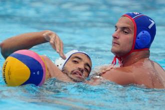 Мужская сборная России по ватерполо провалила групповой раунд чемпионата Европы