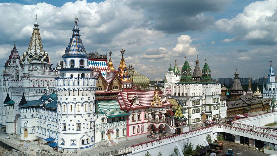 Центр культуры и развлечений «Кремль в Измайлово» в Москве