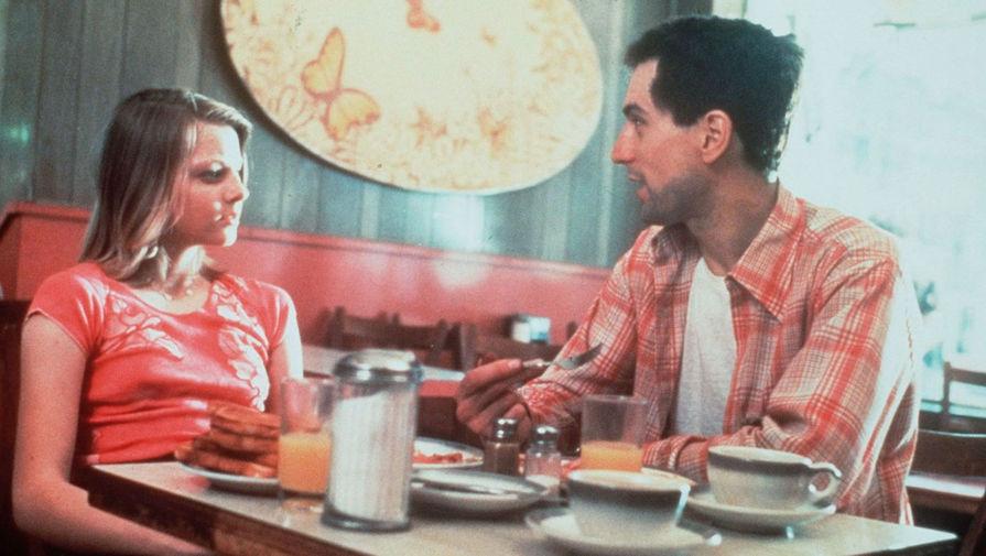 Кадр из фильма «Таксист» (1976)