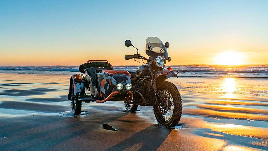 Мотоцикл с коляской Ural Gear Up GEO