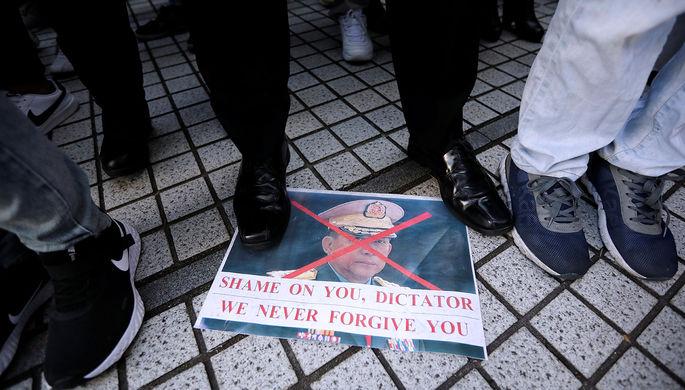 Президент задержан: военные устроили госпереворот в Мьянме