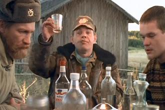 Вилле Хаапасало в фильме «Особенности национальной охоты» (1995)