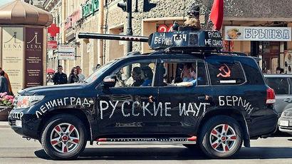 Почему россияне гордятся военными успехами больше, чем мирными