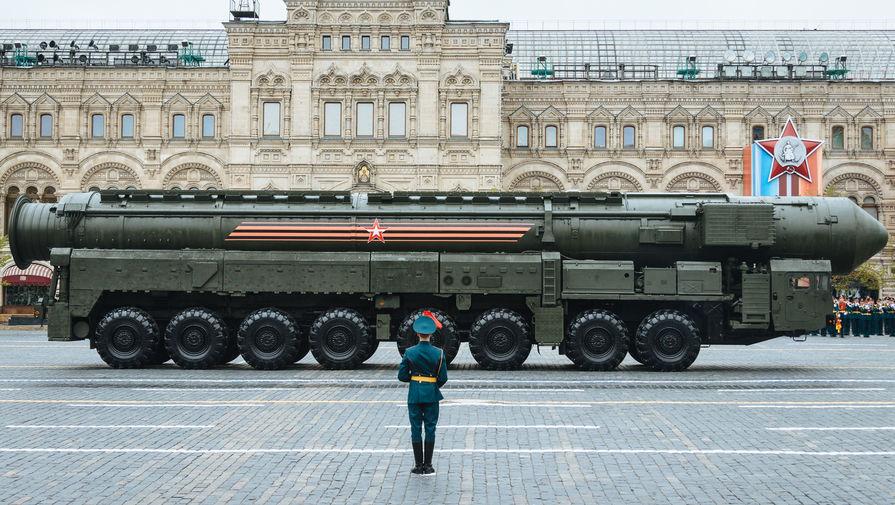 В Пентагоне заподозрили Россию в нарушении договора СНВ-III