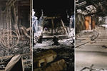 Последствия пожара вТЦ «Зимняя вишня» вКемерове, 26 марта 2018 года