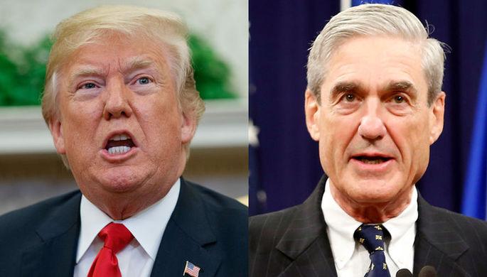 «Охота на ведьм»: Трамп требует закрыть «российское дело»