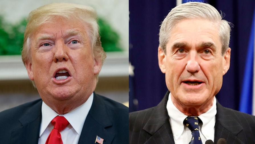Трамп заявил, что больше не будет отвечать на вопросы по «российскому делу»