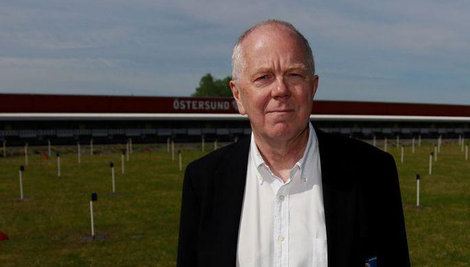 Новый президент IBU швед Олле Далин