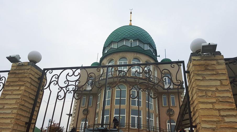 Мечеть на Котрова