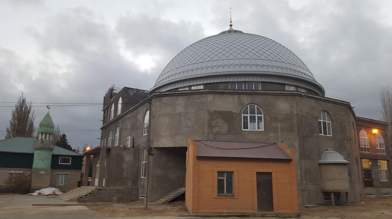 Джума-мечеть на улице Венгерских Бойцов