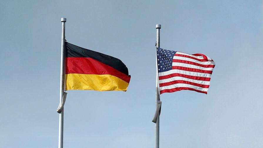 Германия не будет отвечать США на санкции против «Северного потока-2»