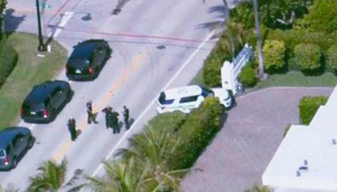 Атака на резиденцию Трампа: полиция задержала двух женщин