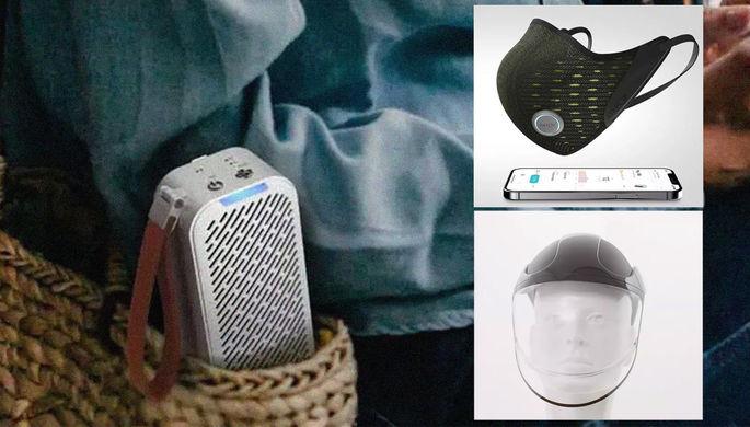 Умные маски и кибердезинфекторы: что ждет индустрию COVID Tech