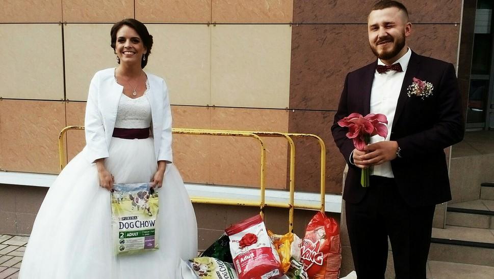 Оригинальный подарок жениха невесте на свадьбе