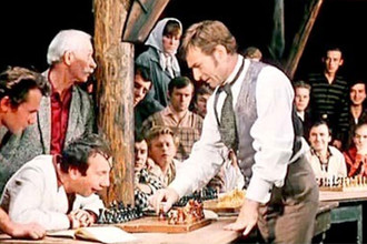Кадр из фильма «12 стульев» (1971)