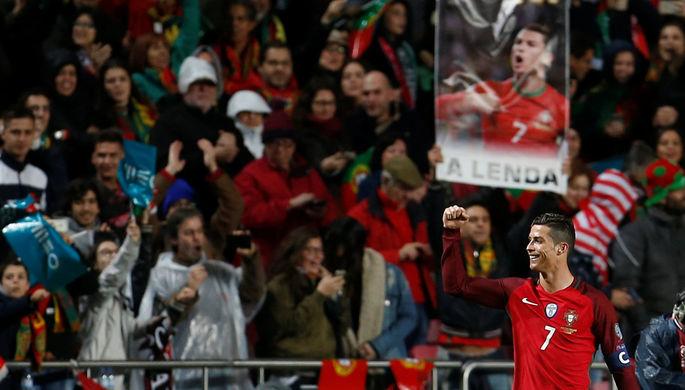 Криштиану Роналду настолько хочет в Россию, что готов забивать в каждом матче