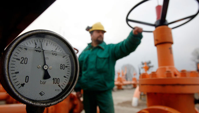 Кредит за счет населения: МВФ и Киев договорились по газу