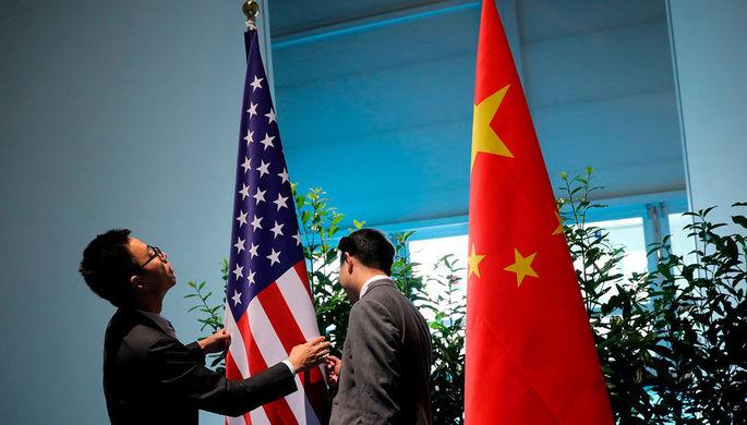 Первая ласточка: Китай протестует против санкций США