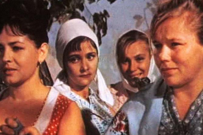 Валентина Березуцкая в фильме «Стряпуха» (1965)