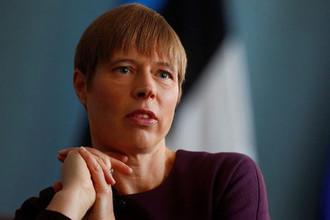 Не рекомендуют: президента Эстонии не хотят отпускать на 9 мая в Москву