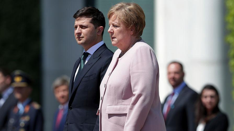 СМИ усомнились, что Меркель достаточно здорова для G20