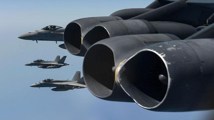 «Шершень» вместо «Торнадо»: Германия купит истребители у США