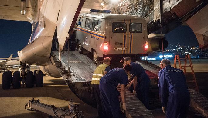 МЧС спешит на помощь: в Бейрут вылетел четвертый борт